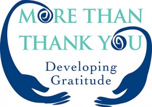 more than thank you logo